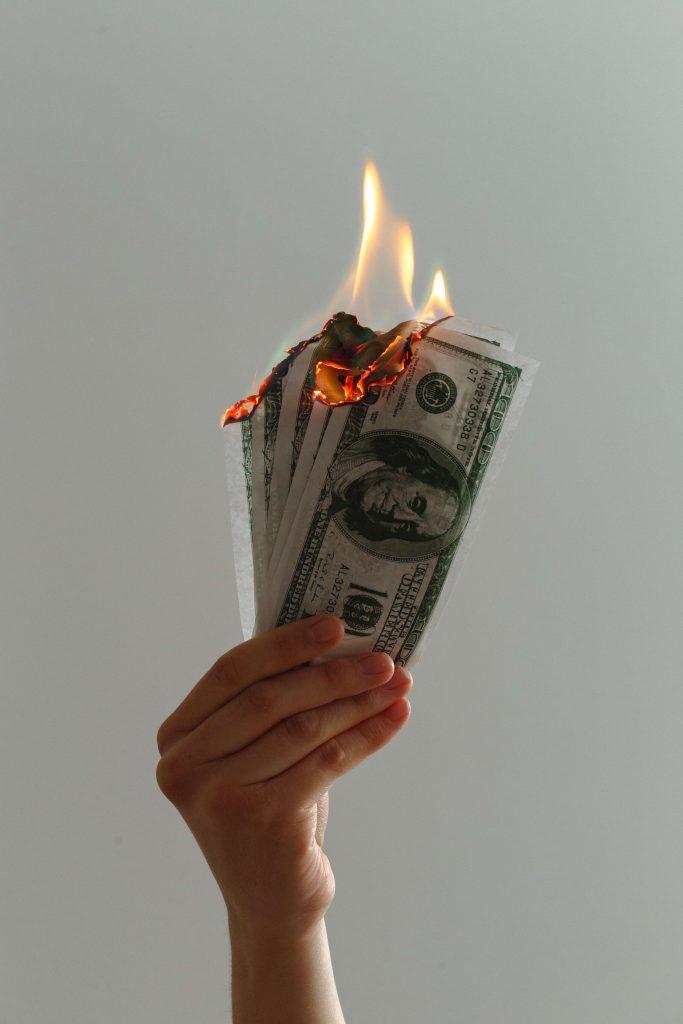 money loss